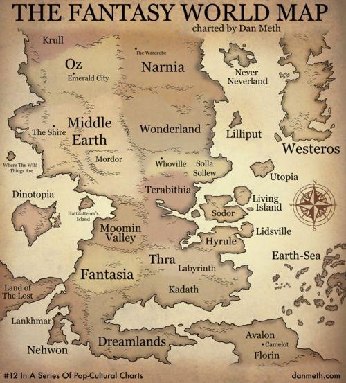 FantasyWorldsMap